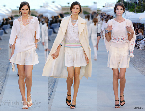 chanel resort 2011-2012 collection - ready to wear cruise collection